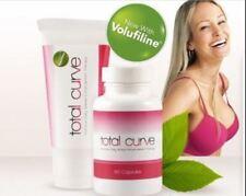 Total Curve Natural Breast Enlargement Pills + Gel BIGGER Fast Best Enhancement