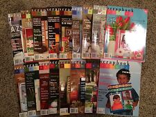 Scrapbook Trends Magazine -assorted lot - 17 Issues - Starting At $4.00 An Issue