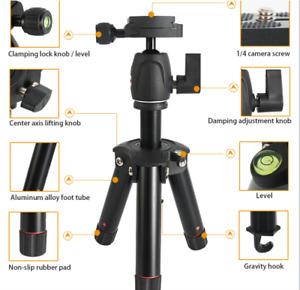 Tabletop Desktop Camera Stand Mount Travel Holder Mobile Tripod For DSLR Camera