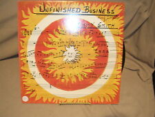 Unfinished Business Music Composed by Jimmy Smith SRM-1-3716