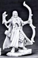 1x UNDYING HELF ARCHER - BONES REAPER figurine miniature rpg skeleton 77563
