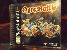 Ogre Battle: Limited Edition (Sony PlayStation 1, PS1) Chart