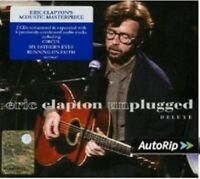 ERIC CLAPTON - UNPLUGGED 2 CD NEW+