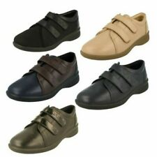 Ladies Padders Dual Fitting Flat Shoes 'Revive 2'