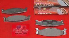 FORD 1994-1996 Bronco Front Disc Brake Pad Set 94 95 96