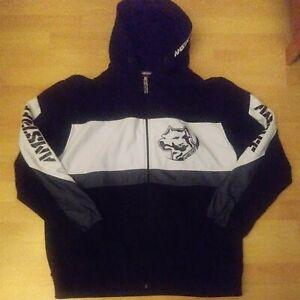 Amstaff Jacke / Hoodie / Sweatjacke Gr. 3 XL