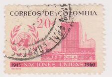 (COA-84) 1960 Colombia 20c UN day