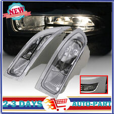 2x Left & Right Front Fog Driving Lamps Lights w/ Bulbs For Toyota Sienna 3.3L