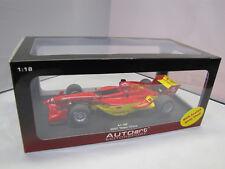 18101 AUTOart A1 GP 2007  ( Team China ) - 1:18