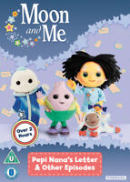 Moon and Me: Pepi Nana's Letter & Other Episodes DVD (2019) Andrew Davenport