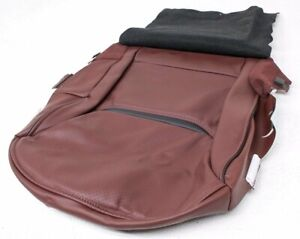 OEM Brown (Auburn leather) Mazda CX-9 Left Driver Side Front Seat