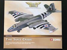 Archivo de aviación Corgi 1/72 Suez Canberra AA34701