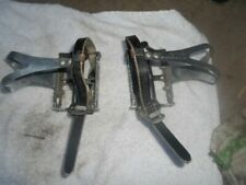 very nice leotardfrench thread pedals with christophe straps and clips