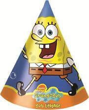 Articoli blu Amscan per feste e party a tema SpongeBob