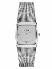 Skagen Damen Uhr Classic 380XSSS1 - Silber Edelstahl Quarz 22 mm - RRP € 125