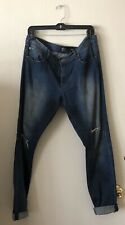 Cotton On Spitfire Jeans Medium Blue Size 34