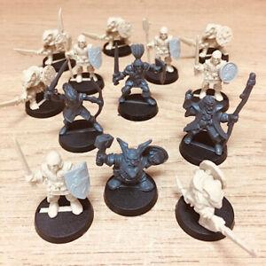 Advanced Heroquest Miniatures Models Figures Multi Listing