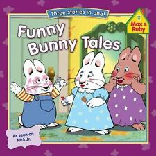 Funny Bunny Tales (Max and Ruby) by Wells, Rosemary, Good Book