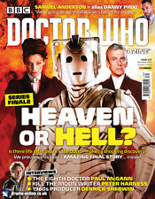 DOCTOR WHO Magazine #479 - December 2014 - NEW