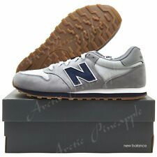 New Balance Men's US Size 9.5 D - 500 Classic Grey Blue GM500SG New In Box $90