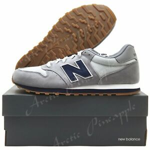 New Balance Men's US Size 11 D - 500 Classic Grey Blue GM500SG New In Box $90