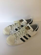 "Adidas Superstar Made In France ""la Marque Aux 3 Bandes"" Size 11 US UK 10.5"