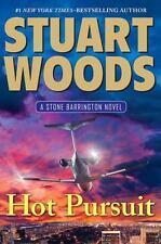 A Stone Barrington Novel: Hot Pursuit 33 by Stuart Woods (2015, Hardcover)
