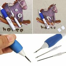 Best-selling Embroidery Needle Weaving Tool Magic Embroidery Pen 1.3/1.6/2.2 mm