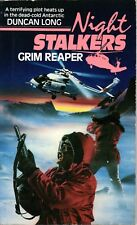 Night Stalkers 2 - Grim Reaper by Duncan Long (1990 paperback)