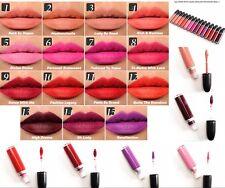 Mac Makeup Matte Liquid Lipstick Waterproof Matte Lip Gloss Cosmetics#15 Color