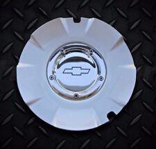 Chevy Silverado 1500 wheel center cap hubcap 5243A SILVER EDGE