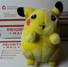 Pokemon I Choose You Pikachu Electronic Talking Plush Doll Light & Movement EUC