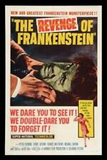 The Revenge of Frankenstein (2012, Paperback)