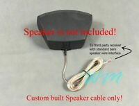 2x 10ft Cables for Connecting Bose 321/Cinemate Speaker to Third Party Receiver