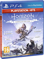 Horizon Zero Dawn Complete Edition (PS4, 2019)