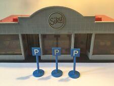 Siku Plastik V352 Parkplatz Verkehrszeichen  V Serie