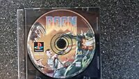 Doom Black Label NTSC (Sony PS1, PlayStation 1) Disc Only  Tested