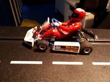 Carrera evolution Gokart Ninco allegrini 1:32