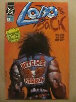 Lobo's Back #1 DC Comics 1992 Series 9.4 Near Mint