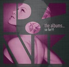 P!NK - The Albums...So Far!!! (NEW CD SET)