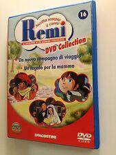 Remi. Le Avventure di un Bambino Coraggioso vol 16 DVD Cartoni Animati 2 episodi