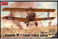 RODEN 052 1/72 Sopwith TF.1 Camel Trench Fighter