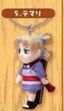 Bandai Naruto Viva Collection Key Chain Mascot Swing Figure Temari NO BOX