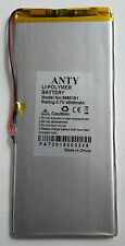 Lithium Ion rechargeable battery 3.7volt 4000 mAh  good quality from uk stock