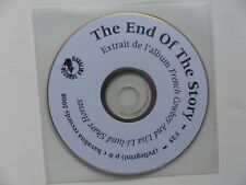 CDr  PROMO FRENCH COWBOY and LISA LI LUND The end of the story
