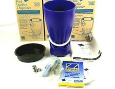Lot of 5 Zodiac Nature2 Express Pool Mineral Purifier (Dispensers Only) Read