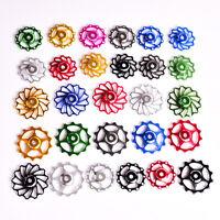 Mountain Bike Jockey Wheel Rear Derailleur Pulley 11T / 13T For SHIMANO SRAM US