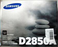 Cartouche de Toner Black SAMSUNG - ML-D2850A/ELS 2000 pages - Originale