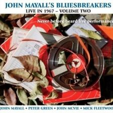 Live in 1967, Vol. 2 by John Mayall & the Bluesbreakers (John Mayall) (CD, May-2016, Forty Below Records)