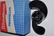 """Johnson Evinrude Propeller für 9,9 & 15 PS Motoren ab BJ. 1974  9"""" x 10"""""""